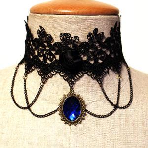 blacklaceblue101
