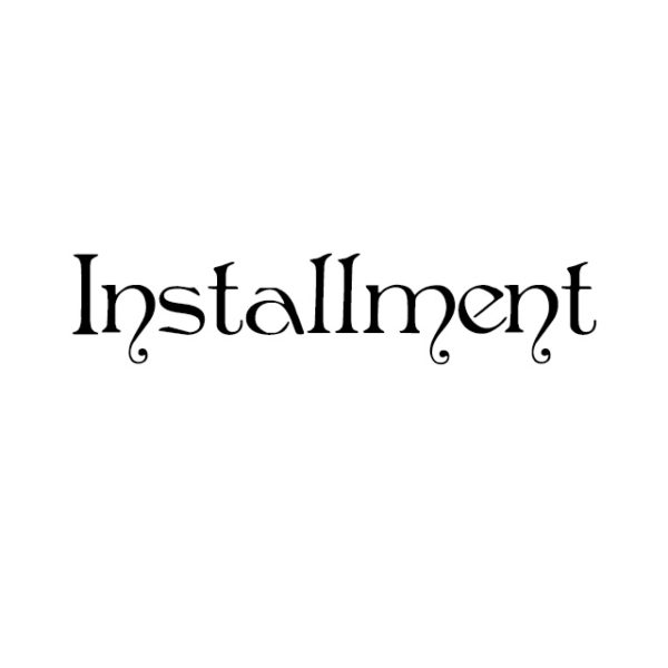 payment installment downpayment