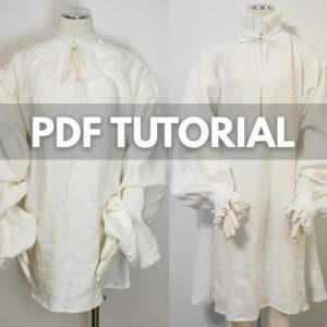 Undergarments Patterns & Tutorials